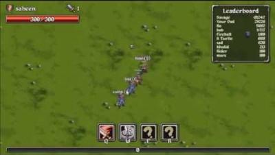 Legions.io Gameplay | Online Multiplayer Game | io Games |