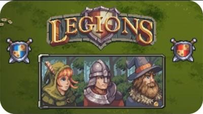 Legions.io - MUNDO DE FANTASIA MEDIEVAL!