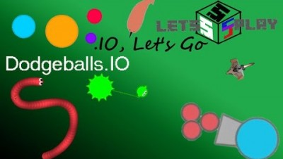 Let's Play .IO Episode 14 - Dodgeballs.IO