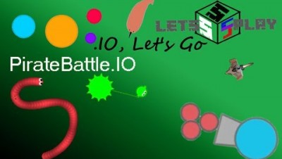 Let's Play .IO Episode 24 - PirateBattle.IO