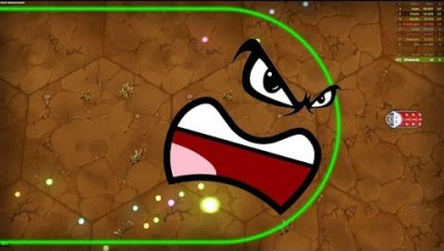 Little Big Snake 001 Lucky Giant Snake vs.001 Tiny Snake Epic Littlebigsnake.io Best Gameplay!