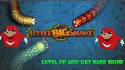 Little Big Snake.io // EVOLUTION OF SLITHER.IO // Pro Gameplay