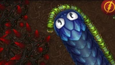 LittleBigSnake.io - Epic Destroying Big Snakes!!
