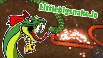 LittleBigSnake.io Little Big Snake Gameplay
