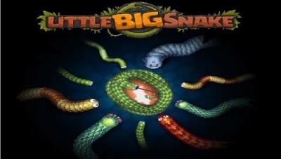 Littlebigsnake.io (Slither.io) I am a Big Snake