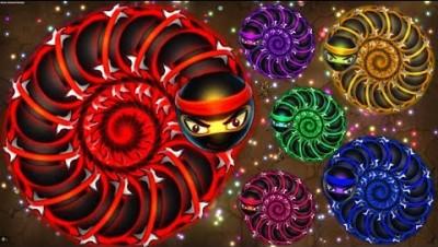 Littlebigsnake.io Strong Team Giant Snake Hacked? vs. 72227 Snakes Epic Little Big Snake Gameplay!