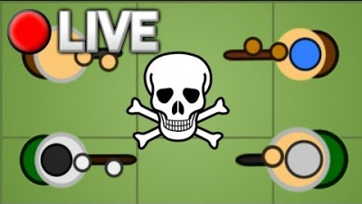 LIVE - Surviv.io Squads, Bonk.io & other games later!