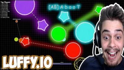 Luffy.io - BATALHA DE ESTRELAS (Brutal.io + Superhex.io) ‹ AbooT ›