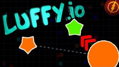 Luffy.io New AMAZING .IO GAME!!!