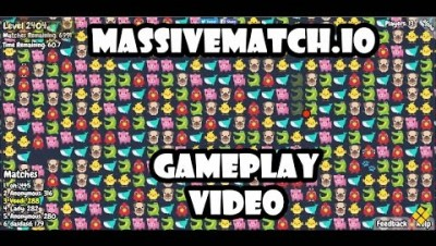MassiveMatch.io - Gameplay Video