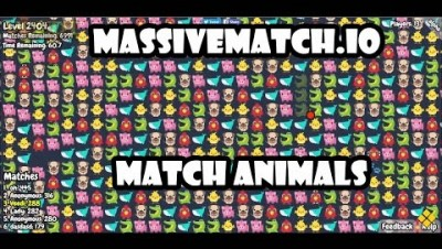 MassiveMatch.io Walkthrough - Match Animals
