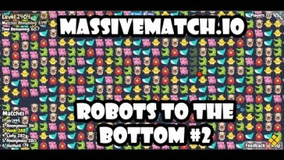 MassiveMatch.io Walkthrough - Robots to the bottom 2