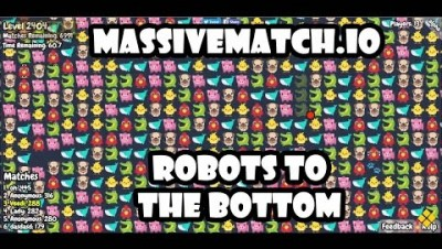 MassiveMatch.io Walkthrough - Robots to the bottom