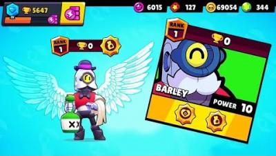 MAX POWER, 0 TROPHIES + DREAM MAP on Barley! // BrawlStars