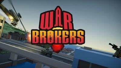 Mc AXE | warbrokers.io | Бегаю с охотничьим ружьем
