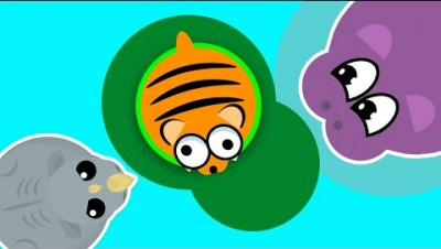 Meet the most EPIC TEAM of MOPE.IO