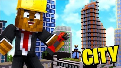 Minecraft Business Tycoon! - Minecraft City Builder Simulator