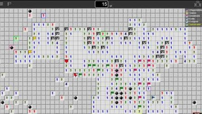 minesweeper.io #13 [IoThursday]
