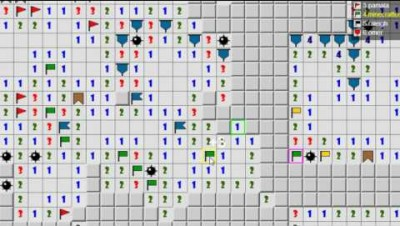 minesweeper.io #8 [IoThursday]