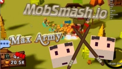 MobSmash.io New IO Game | MobSmash.io Guide And Gameplay