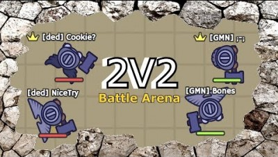 MooMoo.io - 2v2 Battle Arena | GMN Tournament