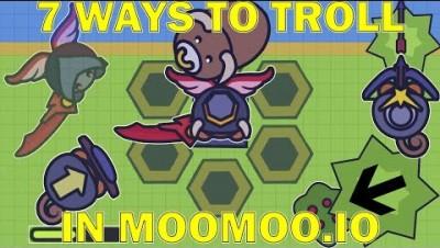 Moomoo.io - 7 Most Annoying Ways to Troll in Moomoo.io