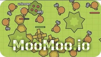 MooMoo.io - ATAQUE DOS SEM TETO!