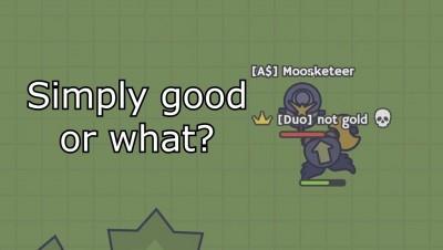 Moomoo.io - AUTO HEALER OR JUST A PRO? You Decide