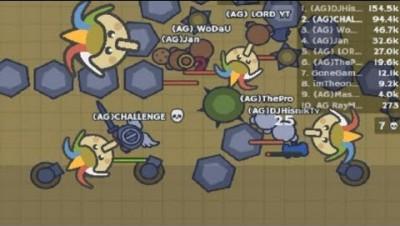 MooMoo.io Clown Hat Maze   Messing With MooMoo Anti AutoHeal System