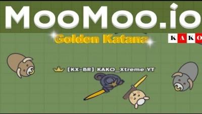 MOOMOO.IO - GOLD KATANA / MOOMOO.IO NOVA ATUALIZAÇÃO /MOOMOO.IO NEW RESPAWN /MOOMOO.IO NEW PADS