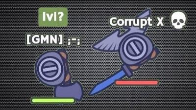 Moomoo.io - Goldmind vs Corrupt X