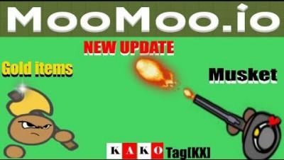 MOOMOO.IO NEW MUSKET WEAPON- MOOMOO.IO  MUSKET RIFLE UPDATE - NOVA ATUALIZAÇÃO MOOMOO.IO - KAKO