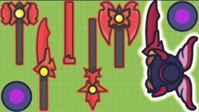 Moomoo.io - New Ruby Weapons & Teleporter (Moomoo.io Ruby Weapons Update)