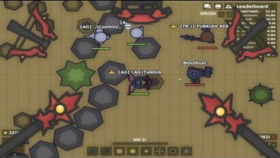 MooMoo.io Ruby Shield And Ruby CrossBow   How To Get Them Easy