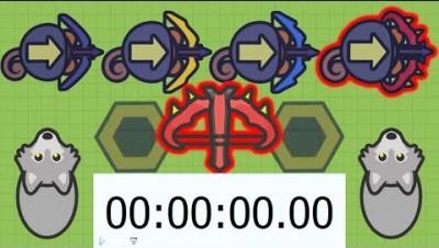 Moomoo.io Speedrun - How Fast Can You Obtain Ruby Crossbow? (Ruby Repeater Crossbow Speedrun)