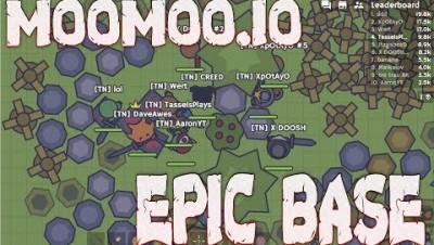 Moomoo.io | SUPER FORTIFIED & EPIC BASE