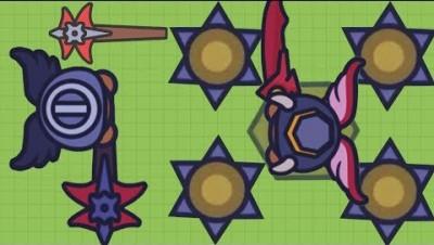 Moomoo.io - The Battening - Bat & Spikes Combo (Highlights)