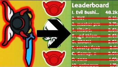 Moomoo.io - The Evil Bushido's Kill List: Adventures of the Evil Bushido (Bushido Armour)