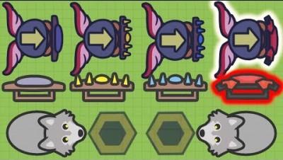Moomoo.io - The Final Journey to Ruby Shield (Moomoo.io Highlights)