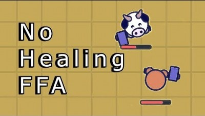 Moomoo.io - The No Healing FFA | GMN Event