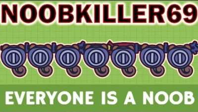 Moomoo.io - The NoobKiller69 Invasion:
