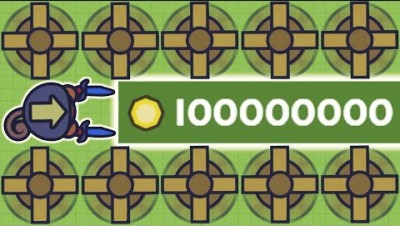 Moomoo.io - The Road to 100 Million Score (No Exploits) - Moomoo.io Challenge