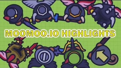 Moomoo.io - The Versatile Highlights: Episode 999+
