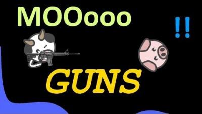 Moomoo.io with pistols?