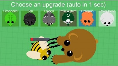Mope.io 1 HOUR LUCK CHALLENGE! Are These Rare Animals Lucky or Unlucky?