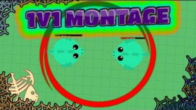 Mope.io ⫸ 1V1 Montage        Trying out some editing stuff