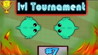 ► Mope.io 1v1 Tournament #6 ≋≋ ZINO VS ELIE ≋≋ ABI VS ISLOWER (semifinals)