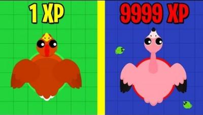 MOPE.IO ALL NEW BIRDS! MOPE.IO NEW ANIMALS! MOPE.IO CASSOWARY (Mope.io Update)