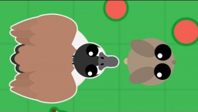 MOPE.IO // ANGRY GOOSE // NEW ATTACK ANIMATION