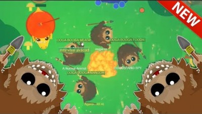 Mope.io BIGFOOT ANIMAL UPDATE SOON! *Humans in Mope?!* NEW UPDATE TRAILER + KING DRAGON 1V1 WAR
